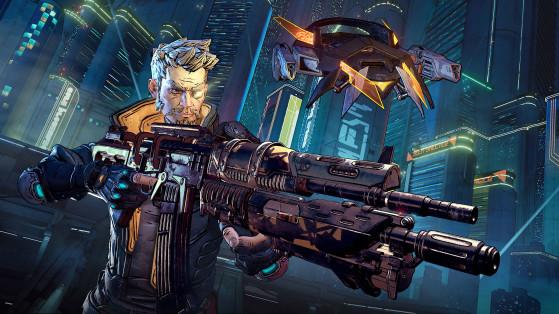 Guide Borderlands 3, classe : Zane, l'agent