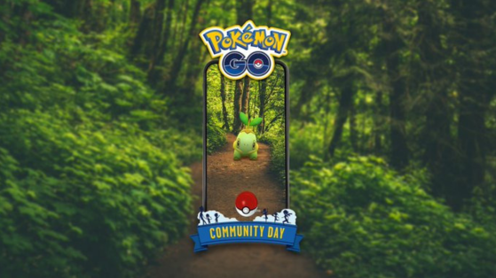 Pokemon GO Community Day : Tortipouss, 15 septembre