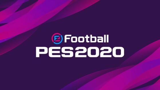 eFootball PES 2020 : les compétitions eFootballl Pro et Open dévoilées