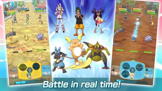 Pokemon Master : comment marche le système de combat ?