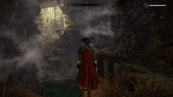 Des grottes sont aussi au programme - Millenium