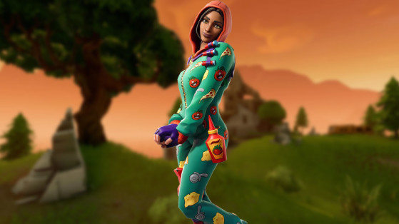 Fortnite : leak des skins sur patch 10.30