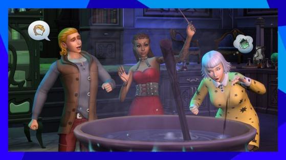Sims 4, Monde Magique : prix de l'extension sur PC, Xbox One et PS4