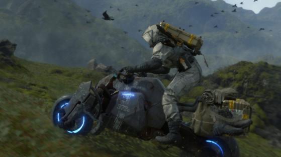 Death Stranding : Kojima explique le principe du jeu & l'histoire