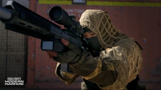 Call of Duty Modern Warfare : liste des armes, guide des armes