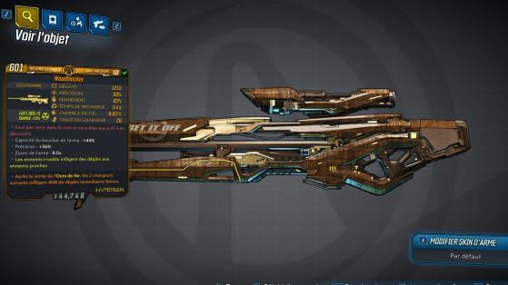 Guide Borderlands 3 : objets légendaires élus, armes légendaires élues