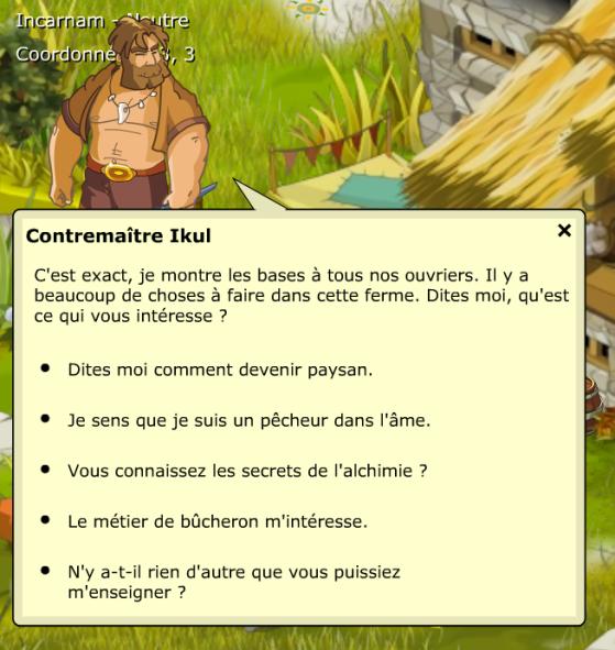Dofus Retro Monter Pecheur Poissonnier 100 Guide 1 29 Ou Xp Pecheur Millenium