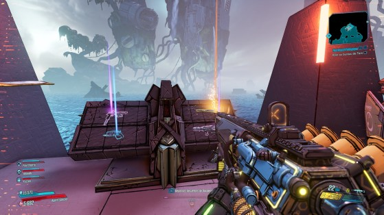 Du butin en Proving grounds - Borderlands 3