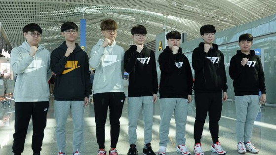 LoL : SKT change de logo et de merch'