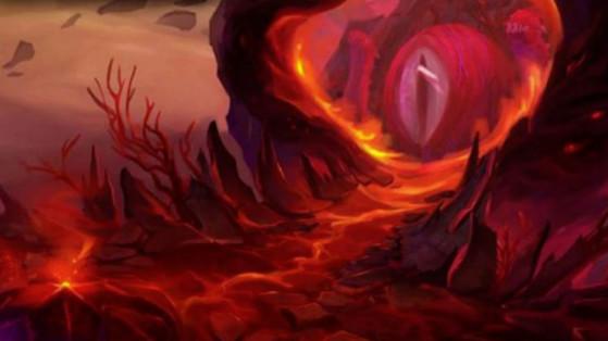 WoW : Murmures et prophéties d'Il'gynoth à Ny'alotha