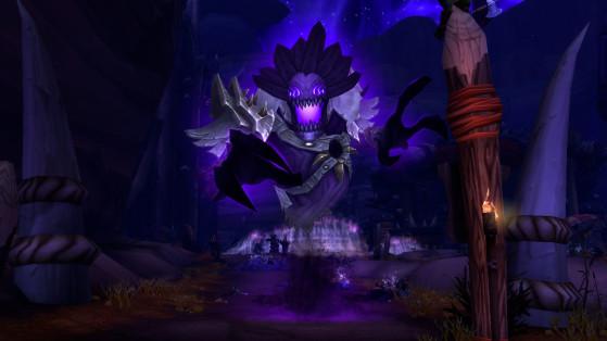 Élémentaire de l'oubli - World of Warcraft