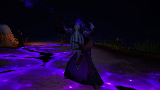 Inquisiteur Gnshal - World of Warcraft