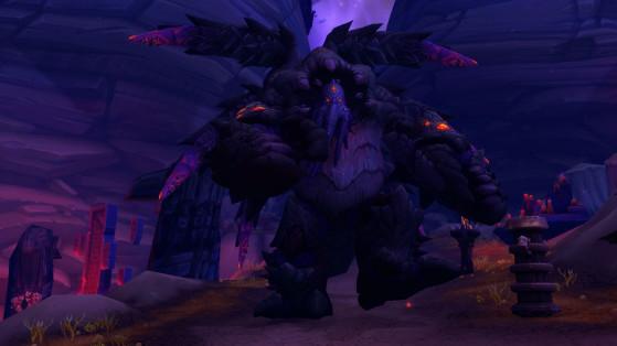 Vez'okk l'Entébéré - World of Warcraft