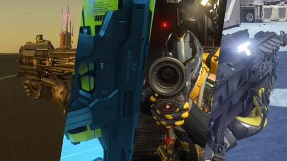 Star Citizen : Utiliser son arme (FPS)