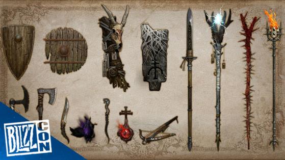 Diablo 4 : Conférence systèmes & fonctionnalités