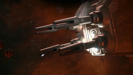 Star Citizen : Arme MVSA Laser Autocannon