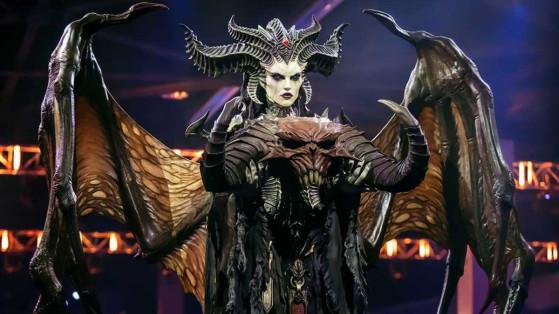 Diablo 4 : Statuette Lilith Premium