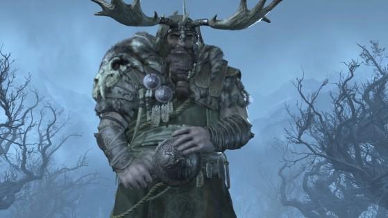Diablo 4 : Druide, talents, compétences, skills, techniques