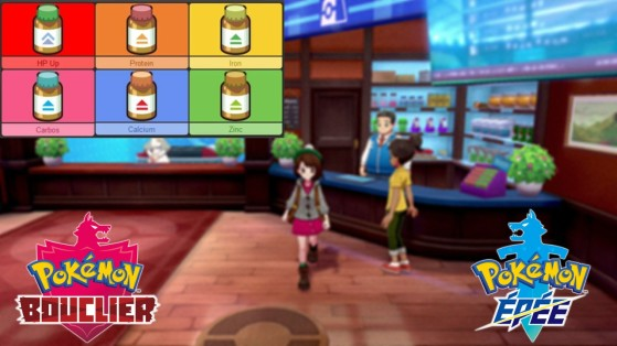 Guide Pokemon Épée et Bouclier : les boissons nutritives