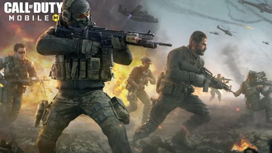 Call of Duty Mobile : stats générale du jeu et téléchargement