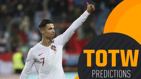 FUT 20 : prédiction équipe de la semaine, TOTW 10