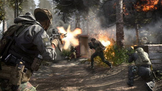 Call of Duty Modern Warfare : mise à jour 1.09, patch note PS4, Xbox One et PC