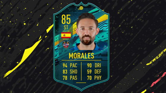 FUT 20 : DCE Morales Player Moments, solutions du défi