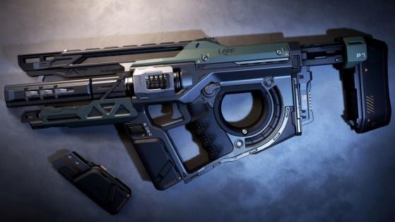 Star Citizen : Armes FPS : Klaus&Werner Lumin V