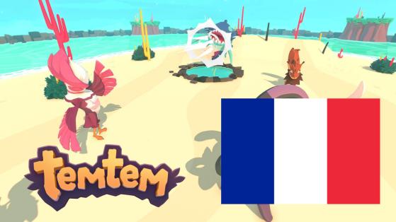 Temtem : comment mettre le jeu en français ?