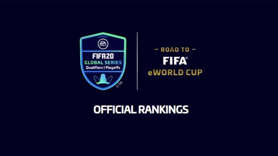 FIFA 20 : classement des Global Series, PS4 et Xbox One