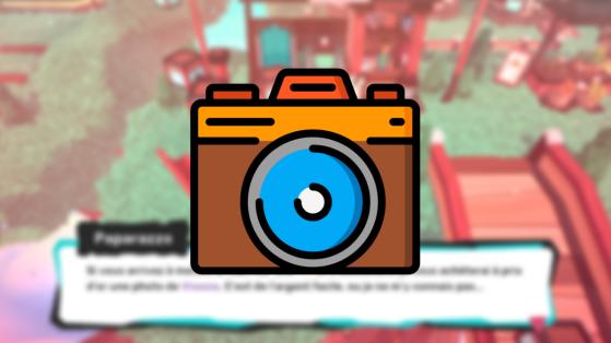 Temtem : Paparazzo, trouver visesia guide quête et soluce