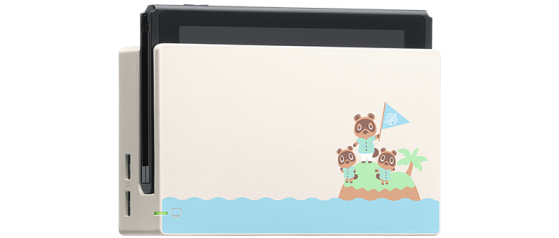 Le dock spécial - Animal Crossing New Horizons