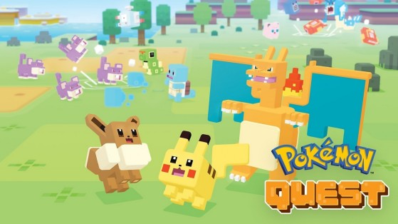 Pokémon Quest : une collaboration avec Nintendo Labo