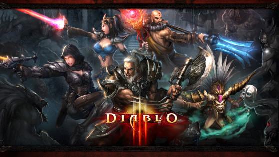 Diablo 3 : Patch 2.6.8 Nouveaux ensembles légendaires Barbare, Sorcier & Féticheur