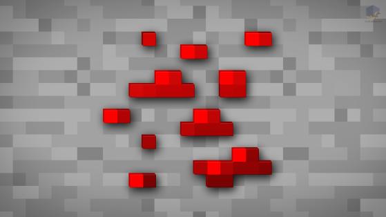 Minecraft : Redstone, système et utilisation