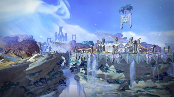 WoW : Le second build de l'Alpha de Shadowlands officiellement déployé
