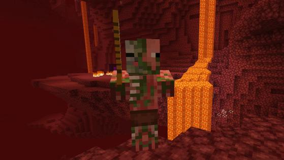 Minecraft 1.16 : La fin des Zombie Pigmen ?