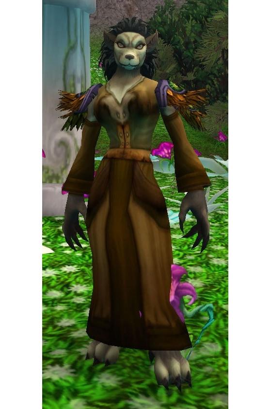 Celestine de la Moisson, maître des druides - World of Warcraft