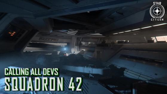 Star Citizen : Calling all devs - Édition spéciale sur Squadron 42