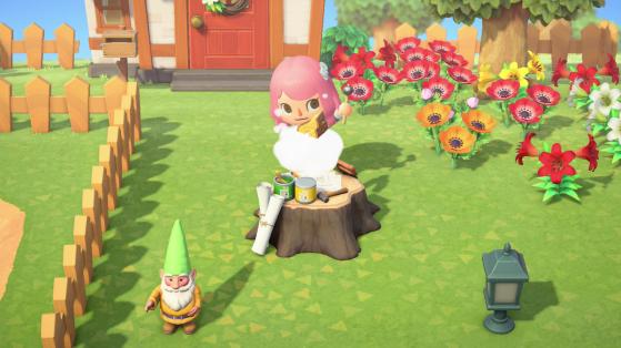 Animal Crossing New Horizons : Comment obtenir des plans de construction ?