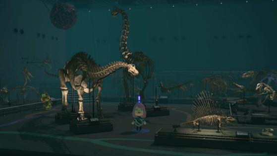 Animal Crossing New Horizons : la liste des fossiles et leurs prix de vente