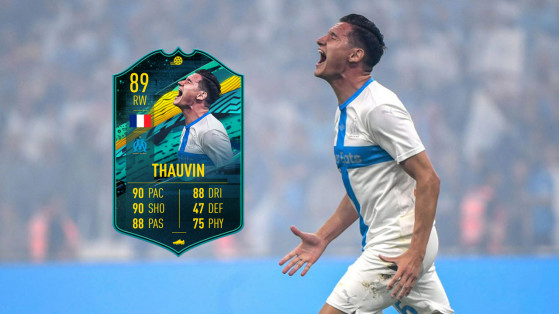 FUT 20 : DCE Thauvin Moments, solutions du défi