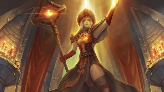 WoW : Présentation du Prêtre, Guide débutant, Classe World of Warcraft