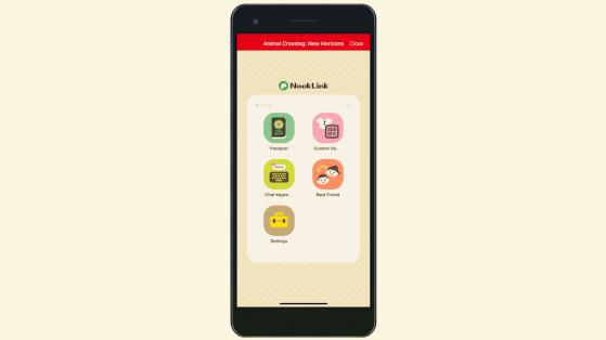 Animal Crossing New Horizons : comment activer le NookLink en online et utiliser le chat vocal