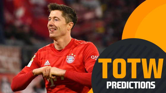 FUT 20 : prédiction équipe de la semaine, TOTW Moments 2