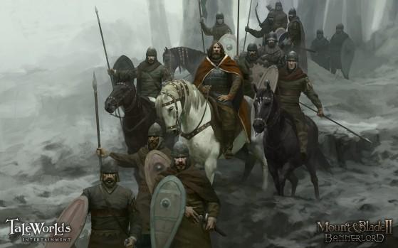 Mount & Blade 2 Bannerlord -  Rejoindre un royaume, devenir un mercenaire puis un vassal
