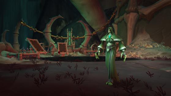 D'autres sont assemblés à partir des corps trouvés sur le champ de bataille. - World of Warcraft