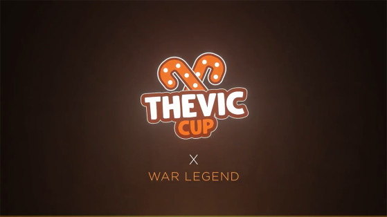TheVic, joueur LeStream Fortnite, lance sa TheVic Cup
