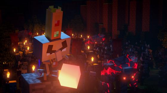 Minecraft Dungeons : le guide pour bien débuter l'aventure