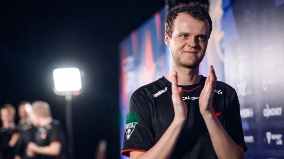 Esport - Counter-Strike : Un nouveau joueur à l'arrêt chez Astralis